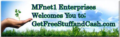 GetFreeStuffandCash.com Header 4