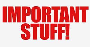 Impoertant Stuff ~Red Textjpg