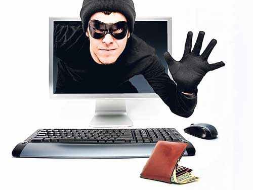 Scammer Thief